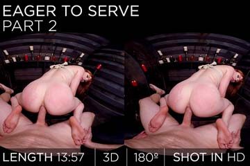 Eager to Serve Part 2