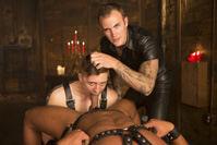 Christian Wilde's Leather Dungeon POV